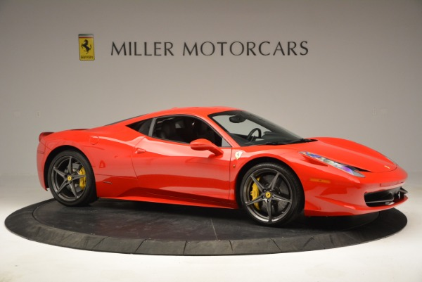 Used 2013 Ferrari 458 Italia for sale Sold at Alfa Romeo of Westport in Westport CT 06880 10
