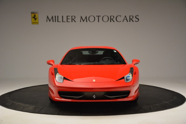Used 2013 Ferrari 458 Italia for sale Sold at Alfa Romeo of Westport in Westport CT 06880 12
