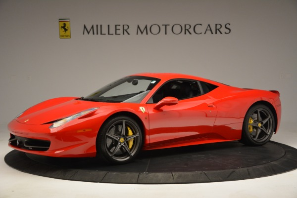 Used 2013 Ferrari 458 Italia for sale Sold at Alfa Romeo of Westport in Westport CT 06880 2
