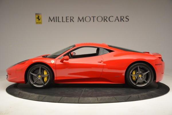 Used 2013 Ferrari 458 Italia for sale Sold at Alfa Romeo of Westport in Westport CT 06880 3