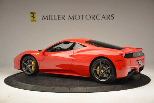 Used 2013 Ferrari 458 Italia for sale Sold at Alfa Romeo of Westport in Westport CT 06880 4