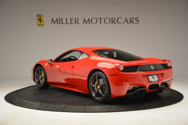 Used 2013 Ferrari 458 Italia for sale Sold at Alfa Romeo of Westport in Westport CT 06880 5