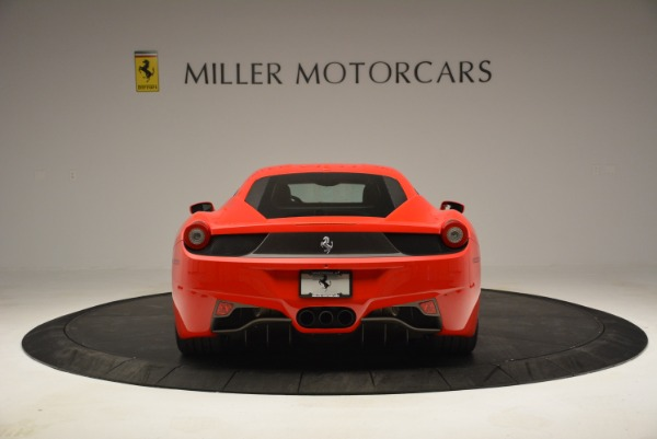 Used 2013 Ferrari 458 Italia for sale Sold at Alfa Romeo of Westport in Westport CT 06880 6