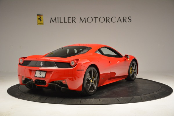 Used 2013 Ferrari 458 Italia for sale Sold at Alfa Romeo of Westport in Westport CT 06880 7