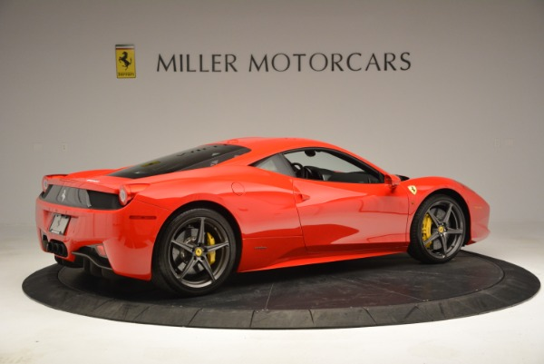 Used 2013 Ferrari 458 Italia for sale Sold at Alfa Romeo of Westport in Westport CT 06880 8
