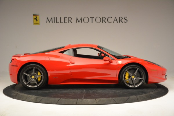 Used 2013 Ferrari 458 Italia for sale Sold at Alfa Romeo of Westport in Westport CT 06880 9