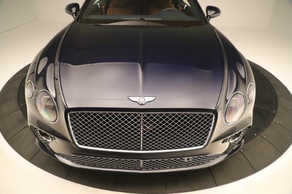 New 2020 Bentley Continental GT V8 for sale $245,105 at Alfa Romeo of Westport in Westport CT 06880 13