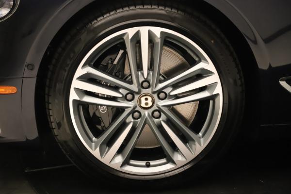 New 2020 Bentley Continental GT V8 for sale $245,105 at Alfa Romeo of Westport in Westport CT 06880 15