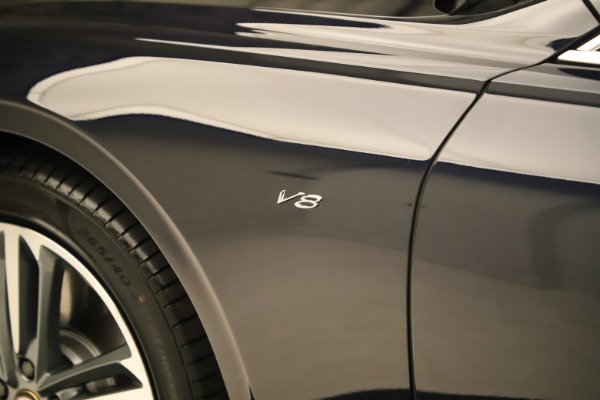 New 2020 Bentley Continental GT V8 for sale $245,105 at Alfa Romeo of Westport in Westport CT 06880 16