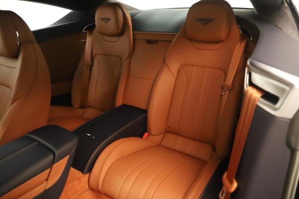 New 2020 Bentley Continental GT V8 for sale $245,105 at Alfa Romeo of Westport in Westport CT 06880 22