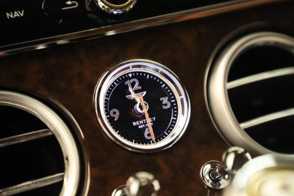 New 2020 Bentley Continental GT V8 for sale $245,105 at Alfa Romeo of Westport in Westport CT 06880 23