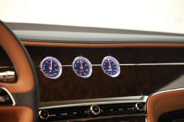 New 2020 Bentley Continental GT V8 for sale $245,105 at Alfa Romeo of Westport in Westport CT 06880 24
