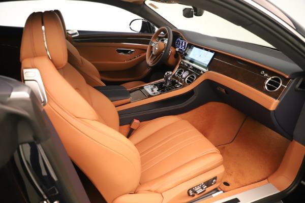 New 2020 Bentley Continental GT V8 for sale $245,105 at Alfa Romeo of Westport in Westport CT 06880 25