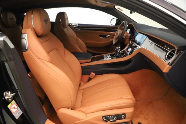 New 2020 Bentley Continental GT V8 for sale $245,105 at Alfa Romeo of Westport in Westport CT 06880 26