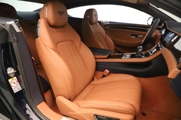 New 2020 Bentley Continental GT V8 for sale $245,105 at Alfa Romeo of Westport in Westport CT 06880 27