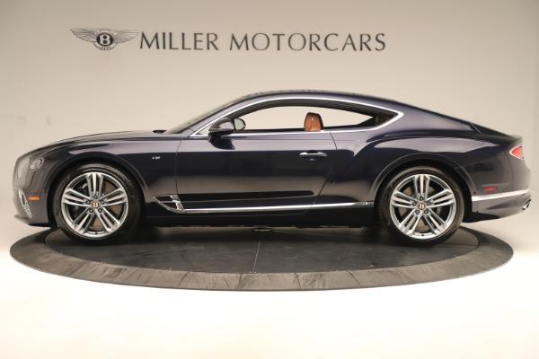 New 2020 Bentley Continental GT V8 for sale $245,105 at Alfa Romeo of Westport in Westport CT 06880 3