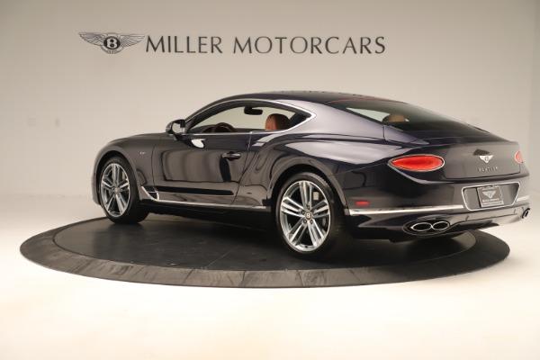 New 2020 Bentley Continental GT V8 for sale $245,105 at Alfa Romeo of Westport in Westport CT 06880 4