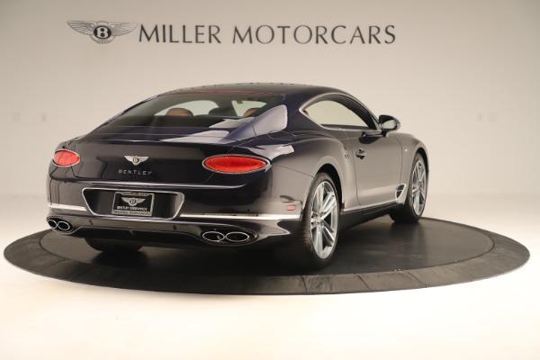 New 2020 Bentley Continental GT V8 for sale $245,105 at Alfa Romeo of Westport in Westport CT 06880 7