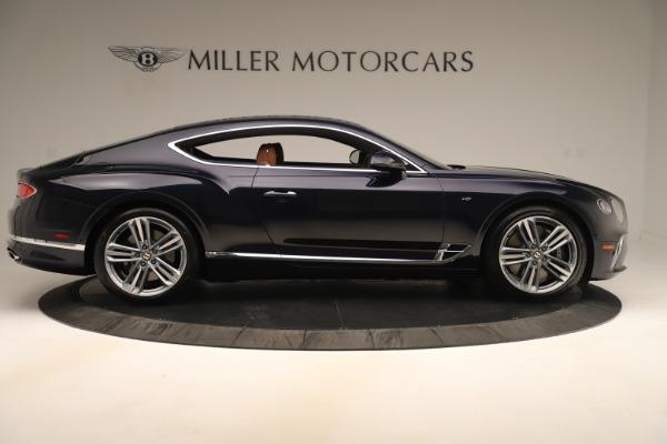 New 2020 Bentley Continental GT V8 for sale $245,105 at Alfa Romeo of Westport in Westport CT 06880 9