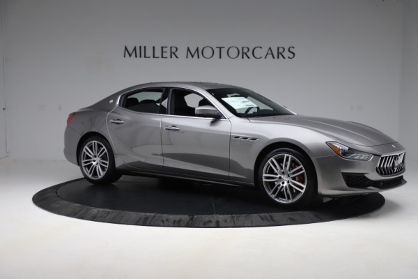 New 2019 Maserati Ghibli S Q4 for sale Sold at Alfa Romeo of Westport in Westport CT 06880 10