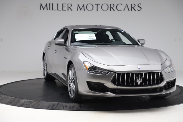 New 2019 Maserati Ghibli S Q4 for sale Sold at Alfa Romeo of Westport in Westport CT 06880 11