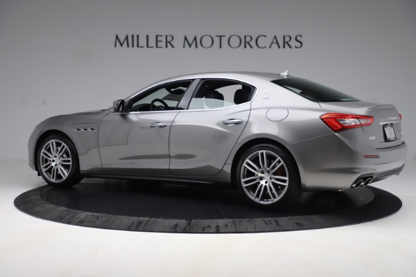 New 2019 Maserati Ghibli S Q4 for sale Sold at Alfa Romeo of Westport in Westport CT 06880 4
