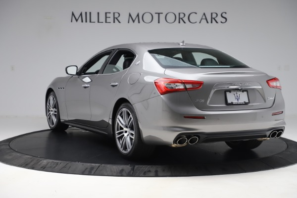 New 2019 Maserati Ghibli S Q4 for sale Sold at Alfa Romeo of Westport in Westport CT 06880 5