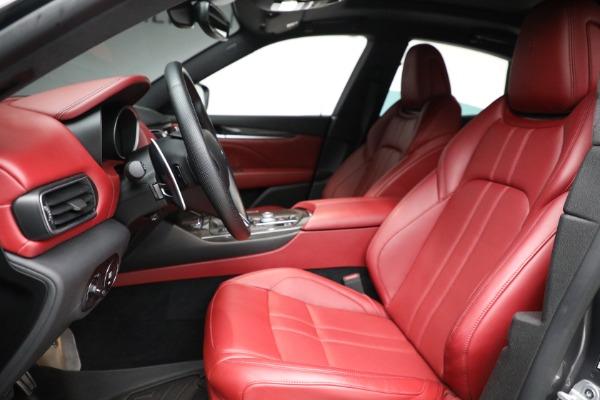 Used 2019 Maserati Levante Q4 GranSport for sale $69,900 at Alfa Romeo of Westport in Westport CT 06880 14