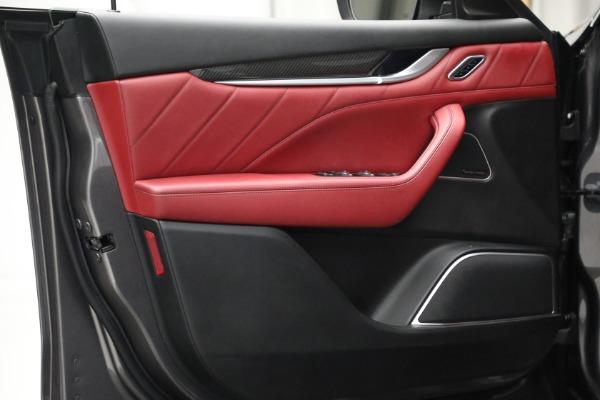 Used 2019 Maserati Levante Q4 GranSport for sale $69,900 at Alfa Romeo of Westport in Westport CT 06880 16