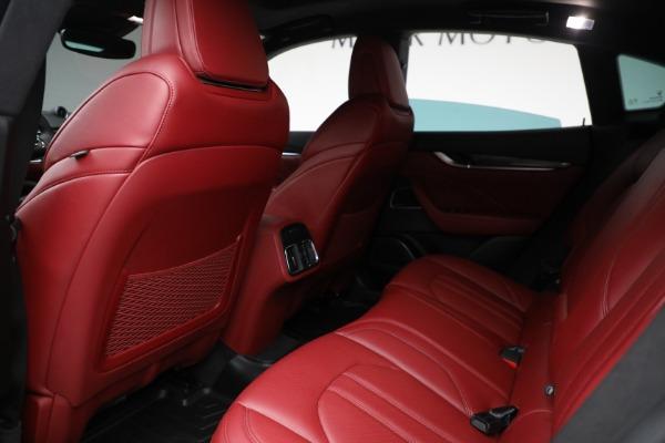 Used 2019 Maserati Levante Q4 GranSport for sale $69,900 at Alfa Romeo of Westport in Westport CT 06880 17