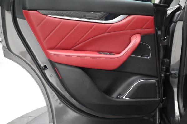 Used 2019 Maserati Levante Q4 GranSport for sale $69,900 at Alfa Romeo of Westport in Westport CT 06880 20