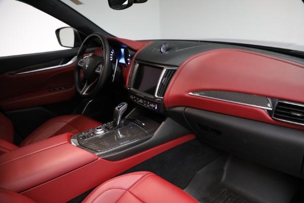 Used 2019 Maserati Levante Q4 GranSport for sale $69,900 at Alfa Romeo of Westport in Westport CT 06880 21
