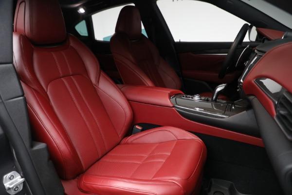 Used 2019 Maserati Levante Q4 GranSport for sale $69,900 at Alfa Romeo of Westport in Westport CT 06880 23