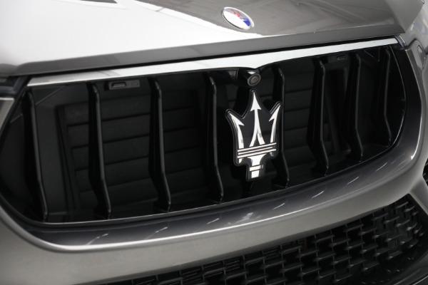 Used 2019 Maserati Levante Q4 GranSport for sale $69,900 at Alfa Romeo of Westport in Westport CT 06880 24