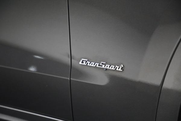 Used 2019 Maserati Levante Q4 GranSport for sale $69,900 at Alfa Romeo of Westport in Westport CT 06880 26