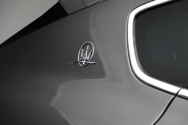 Used 2019 Maserati Levante Q4 GranSport for sale $69,900 at Alfa Romeo of Westport in Westport CT 06880 27