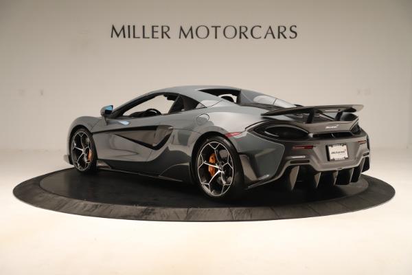 Used 2020 McLaren 600LT Spider for sale Call for price at Alfa Romeo of Westport in Westport CT 06880 16