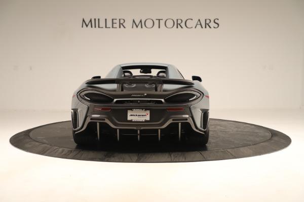 Used 2020 McLaren 600LT Spider for sale Call for price at Alfa Romeo of Westport in Westport CT 06880 17