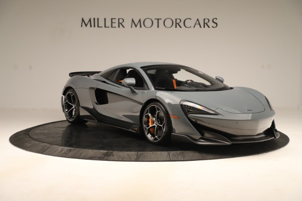Used 2020 McLaren 600LT Spider for sale Call for price at Alfa Romeo of Westport in Westport CT 06880 20