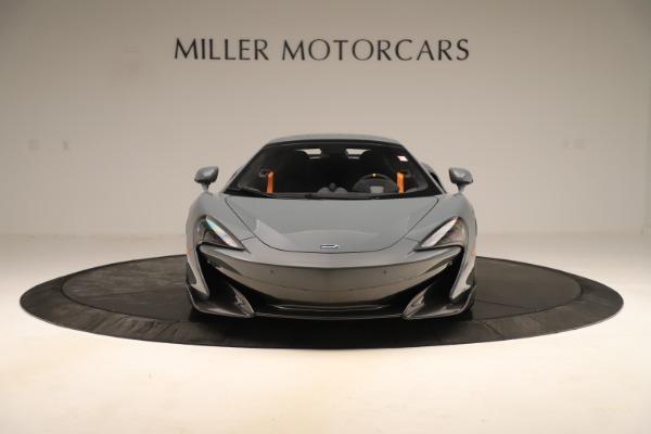 New 2020 McLaren 600LT SPIDER Convertible for sale Sold at Alfa Romeo of Westport in Westport CT 06880 21