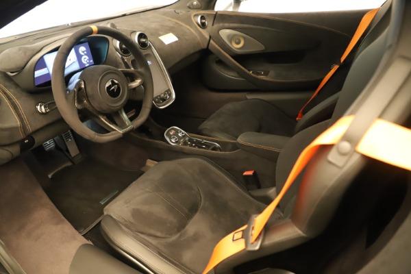 Used 2020 McLaren 600LT Spider for sale Call for price at Alfa Romeo of Westport in Westport CT 06880 22