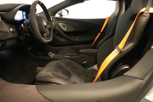 Used 2020 McLaren 600LT Spider for sale Call for price at Alfa Romeo of Westport in Westport CT 06880 23