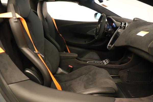 Used 2020 McLaren 600LT Spider for sale Call for price at Alfa Romeo of Westport in Westport CT 06880 26