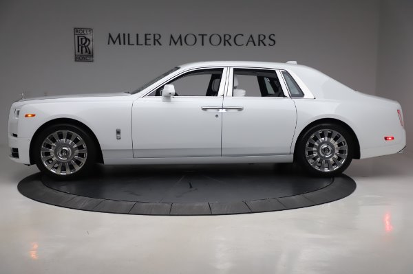 New 2020 Rolls-Royce Phantom for sale $545,200 at Alfa Romeo of Westport in Westport CT 06880 3