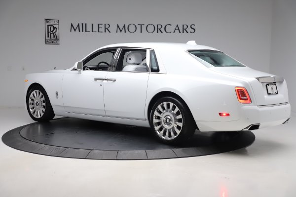New 2020 Rolls-Royce Phantom for sale $545,200 at Alfa Romeo of Westport in Westport CT 06880 5