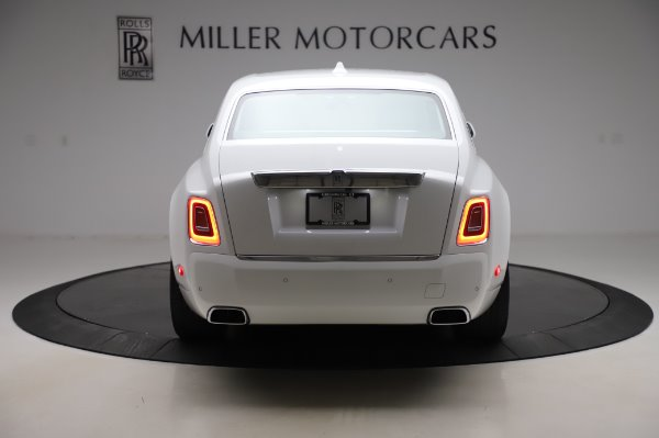 New 2020 Rolls-Royce Phantom for sale $545,200 at Alfa Romeo of Westport in Westport CT 06880 6