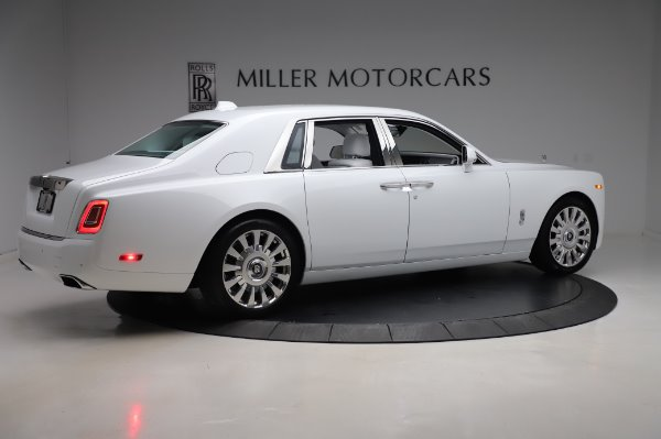 New 2020 Rolls-Royce Phantom for sale $545,200 at Alfa Romeo of Westport in Westport CT 06880 7