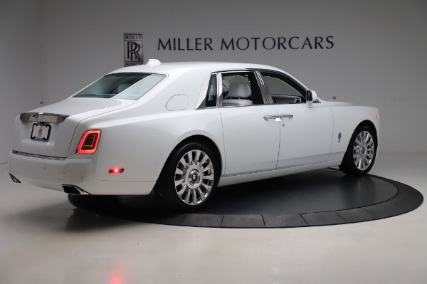New 2020 Rolls-Royce Phantom for sale $545,200 at Alfa Romeo of Westport in Westport CT 06880 8