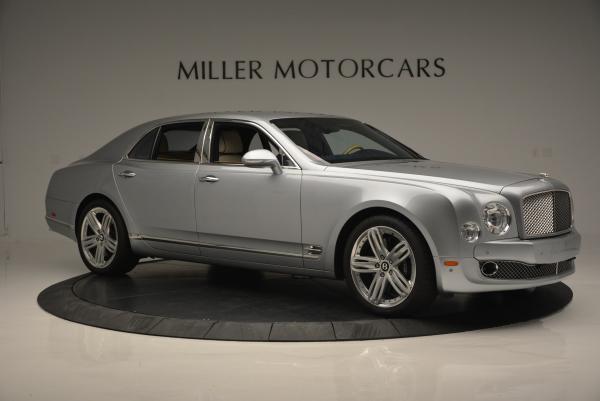Used 2012 Bentley Mulsanne for sale Sold at Alfa Romeo of Westport in Westport CT 06880 11