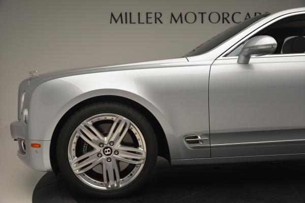 Used 2012 Bentley Mulsanne for sale Sold at Alfa Romeo of Westport in Westport CT 06880 16